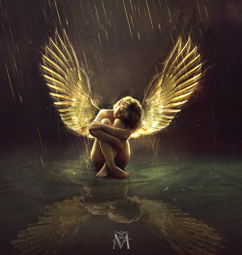 Картинки с ангелами на аватарку, картинки